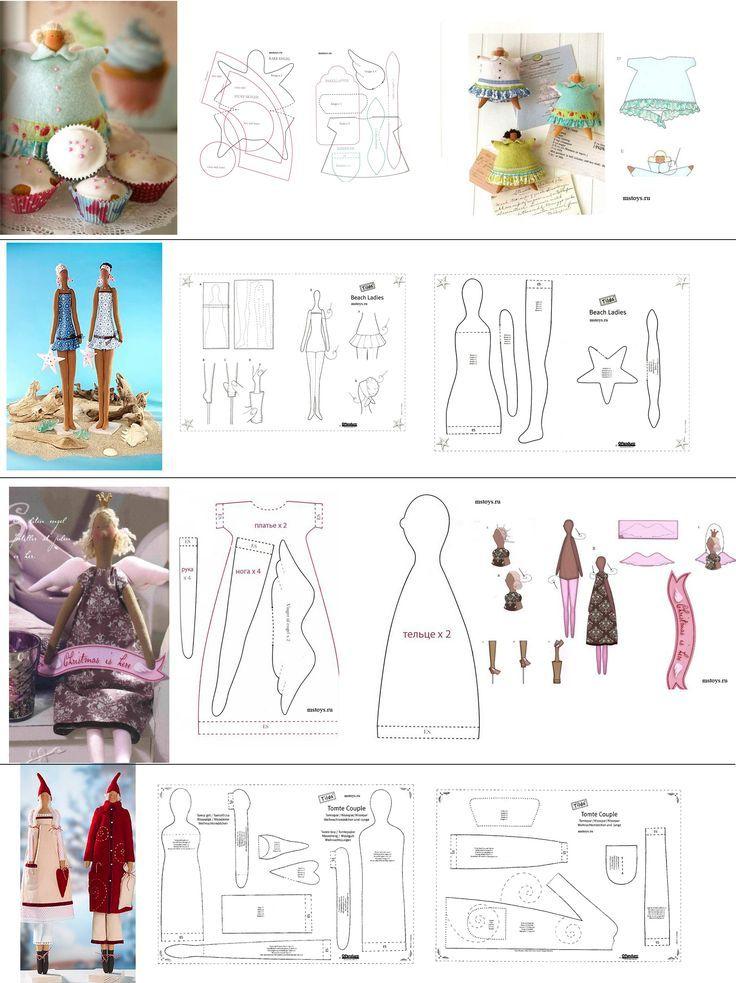 9812013bb5c8898dfb3adac83fc81775--tilda-doll-patterns.jpg 736×983 ...