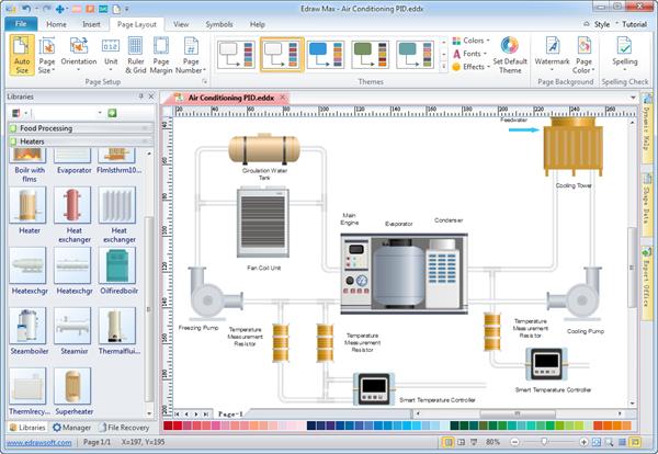 P Id Designer Make P Id And Pfd Simply Id Design Design Floor Plans