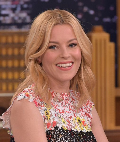 Elizabeth Banks Visits 'The Tonight Show Starring Jimmy Fallon'