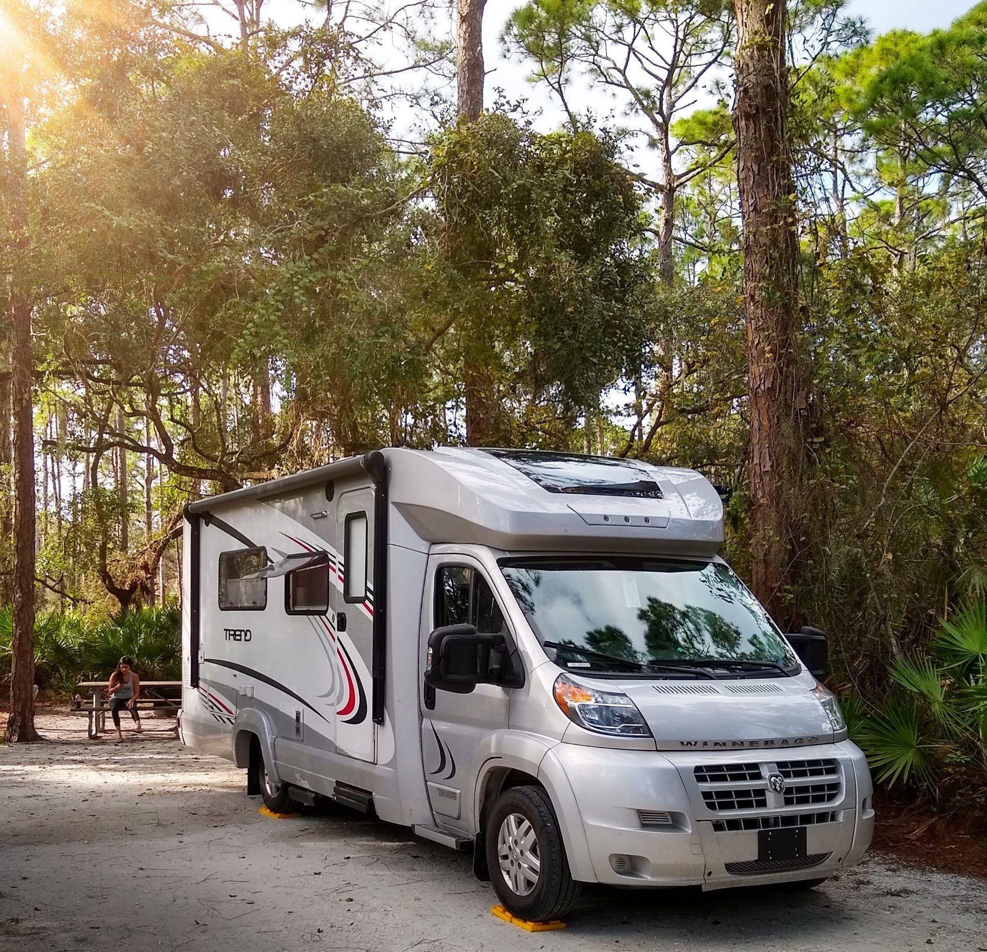 Choosing the Right RV Campsite in 2020 | Class c rv ...