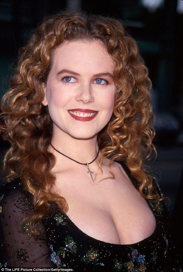 Nicole Kidman Tortured Her Curls To Death To Look Like Aussie