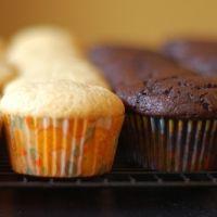 Yellow Cake Cupcakes Recipe