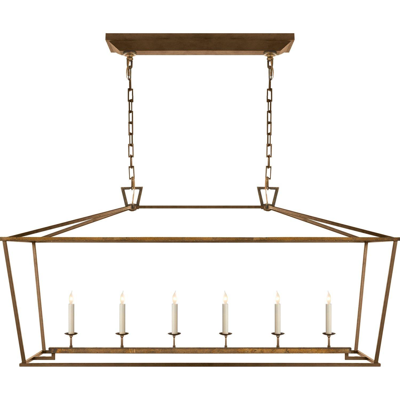 Carmen 6 Light Pendant