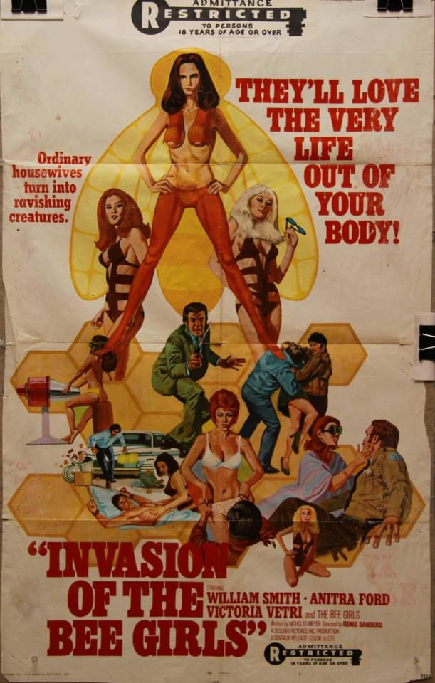 "Trashy early 70s sci-fi exploitation, directed by Nicholas Meyer, who would go on to do several ""Star Trek"" films. Hey, everybody's gotta start somewhere."