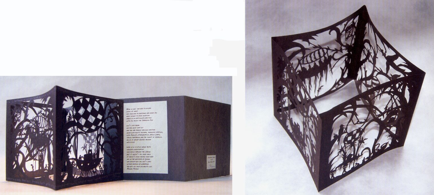 Today's Reference Collection highlight, 1000 Artists' Books: Exploring the  Book as Art (REF.BB.1006) by Sandra Salamony, provides a vivid exploration  of the ...