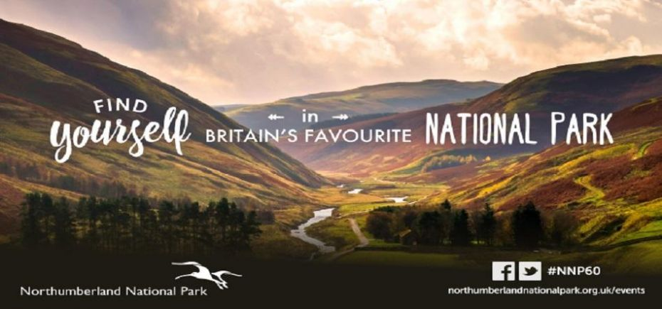 Marketing campaign for Britain's favourite National Park