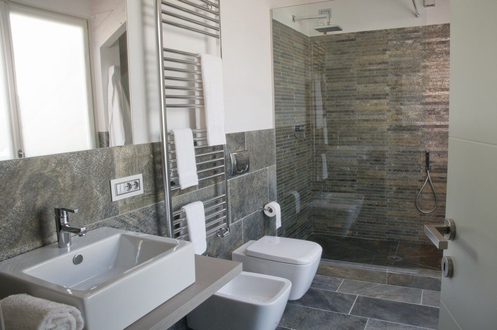 gres pietra doccia - Cerca con Google  Bath  Pinterest ...