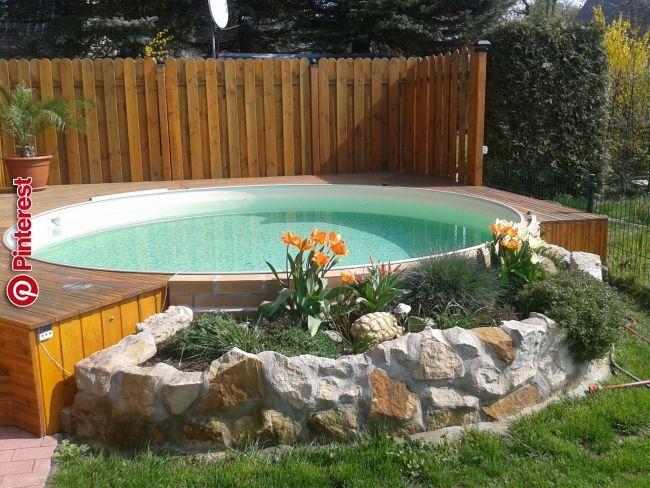 Pin By Arnaud Houalard On Piscine In 2019 Pinterest Backyard Garden Pool And Garden Garten Landschaftsbau Gartengestaltung Gartenpools