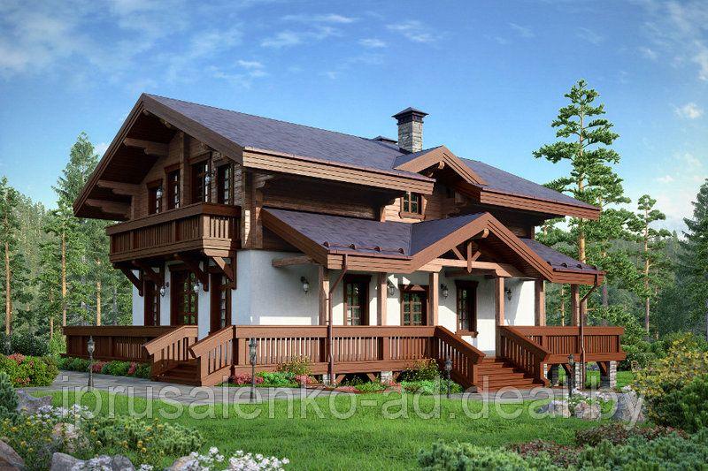 Реконструкция частных домов в Минске . Строительные ...