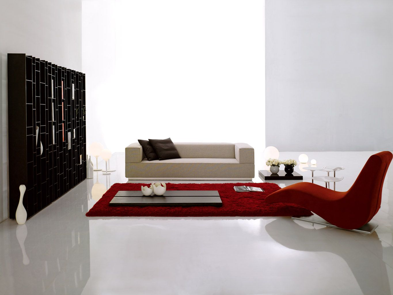 Sofa Table Simply Casa us SIMPLY SOFA Contemporary living room modern living room White contemporary sofa