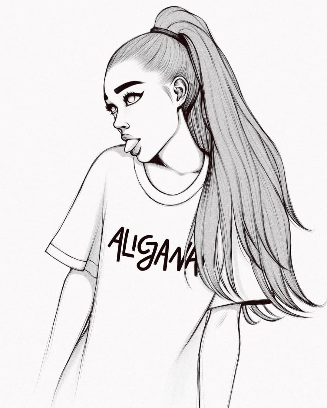 Alicja Nai On Instagram Do You Like Ariana Grande From The