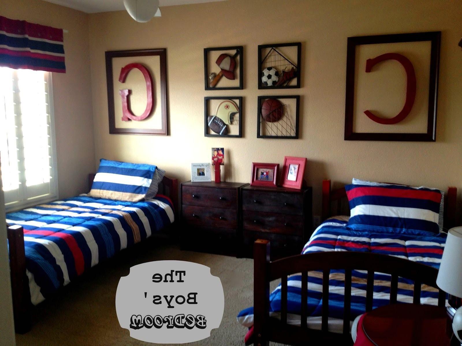 Bedroom Ideas For 10 Yr Old Boy