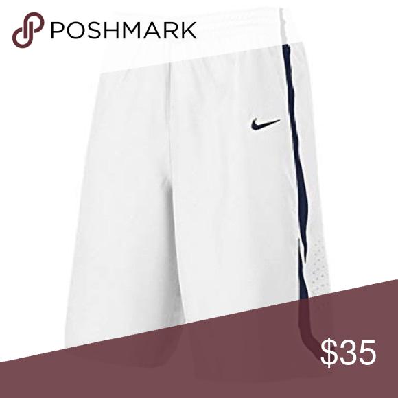 Nwt Nike Hyper Elite Basketball Shorts Basketball Shorts Nike Basketball Shorts White Shorts
