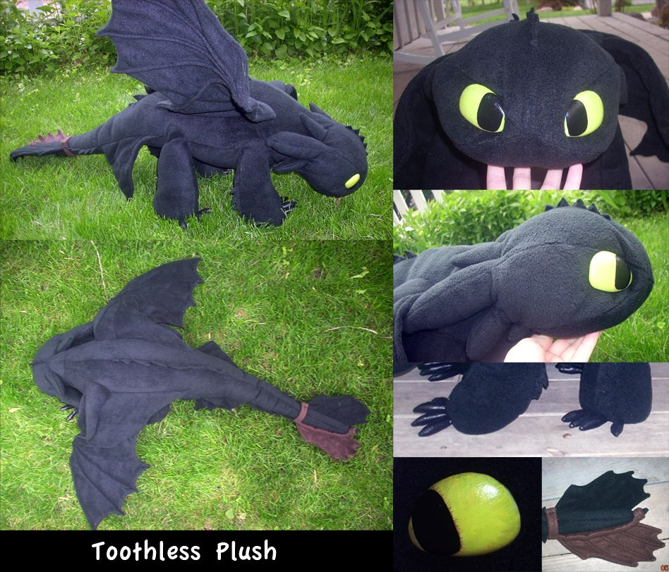 Super cute dragon: Toothless Plush i want it! | Just Because ...