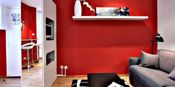Studio meublé de 20 m2, rue de Charonne, #Paris 11e #Ventes et