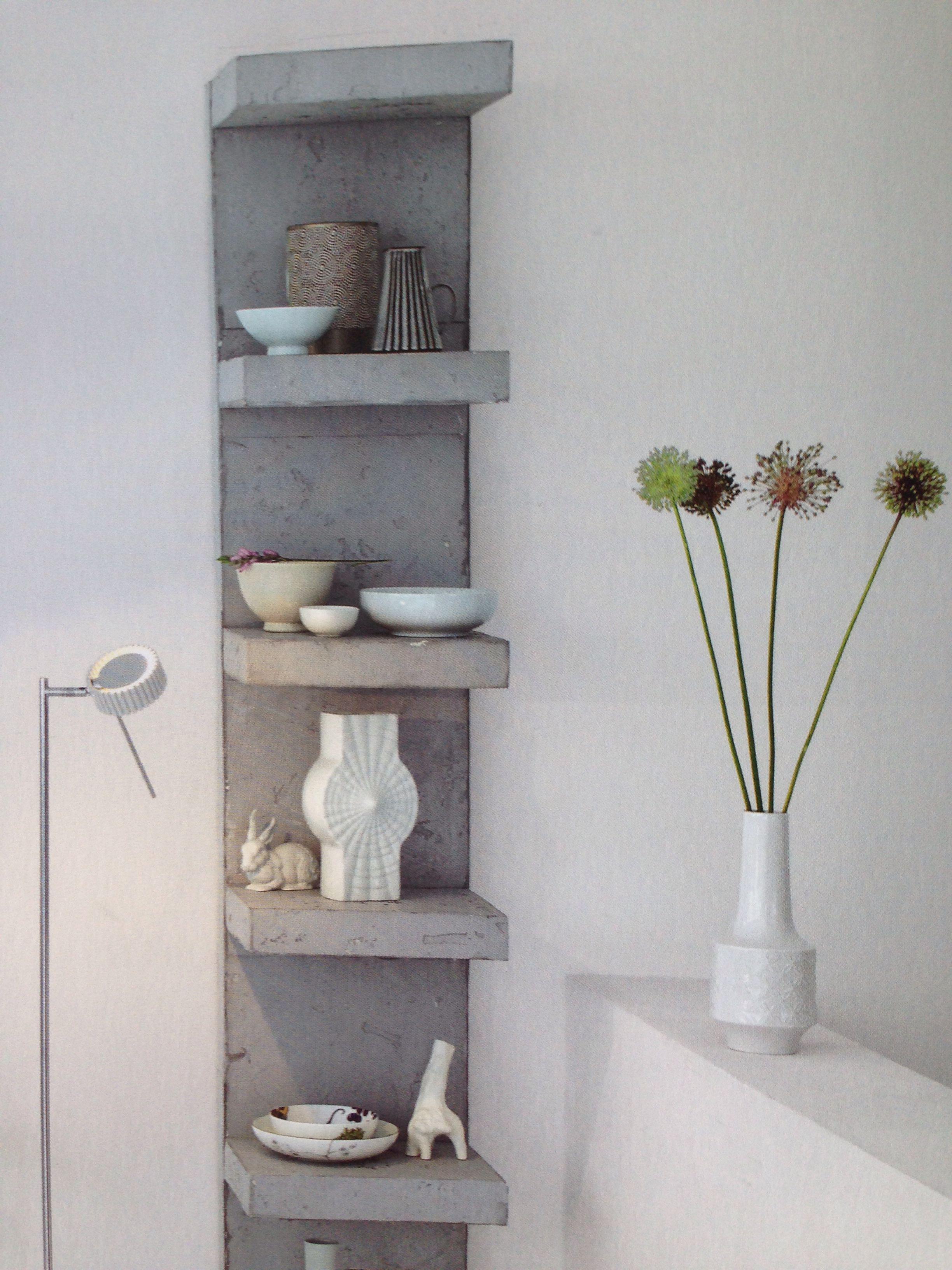 beton regal | wohnen in 2018 | pinterest