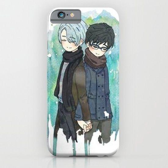Yuri On Ice Fan Art - #8 Phone Case