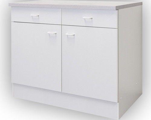 Weiß Badschrank Unterschrank Set Waschbeckenunterschrank Bad