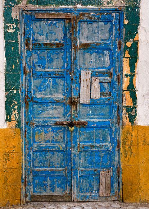 Paint Job. Morocco. By Amitai Schwartz