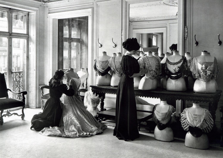 Paris Haute Couture Olivier Saillard Anne Zazzo Con Imagenes