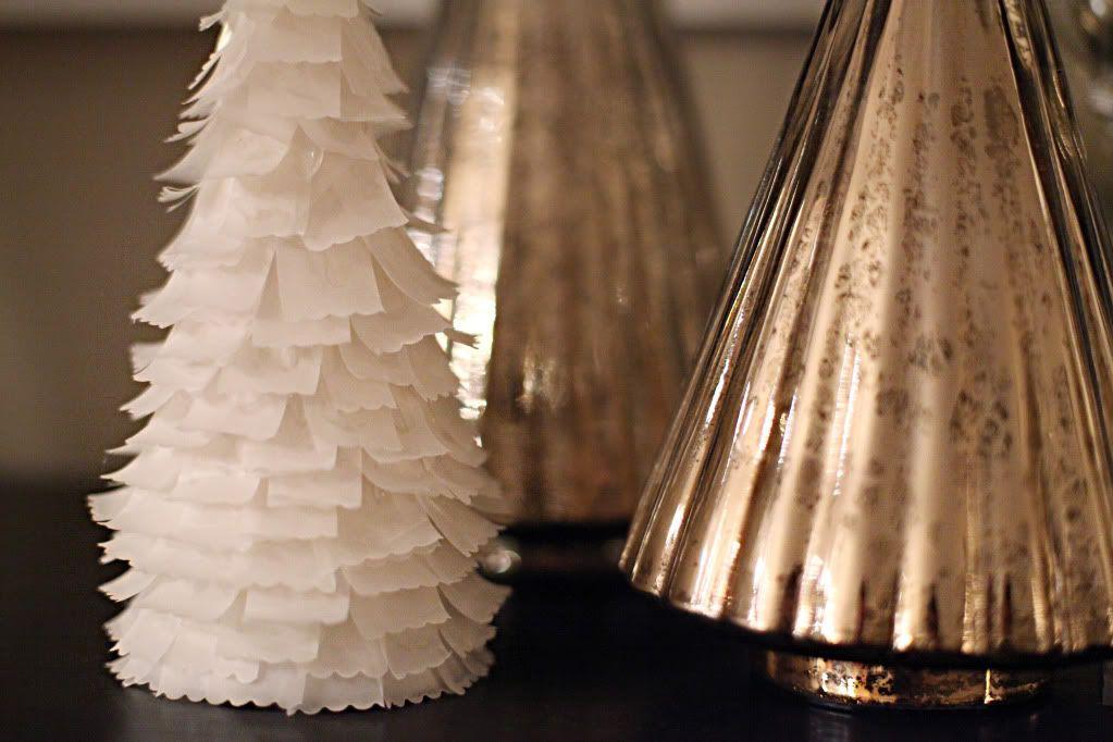 Cone Christmas Trees, Diy Christmas