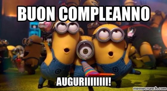 buon compleanno | Funny & cRaZy Side of Life :D :D :D | Minion