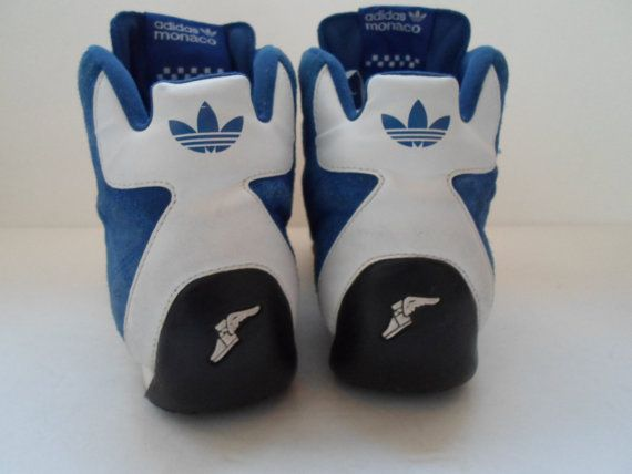 Sale Adidas Goodyear Monaco Quilted Racing Shoes by