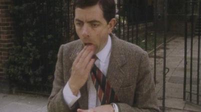 Dvd Mr. Bean voor Rover