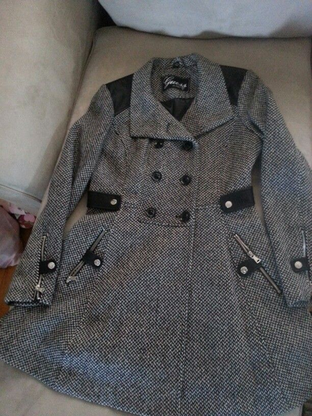 812e9b11eef Winter coat from TJ Maxx.  guess  tjmaxx