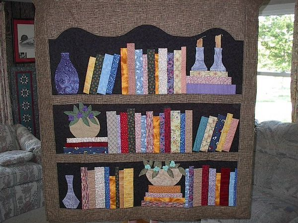Name Book Shelf Quilt Ideas Views 1768 Size 81 1 Kb