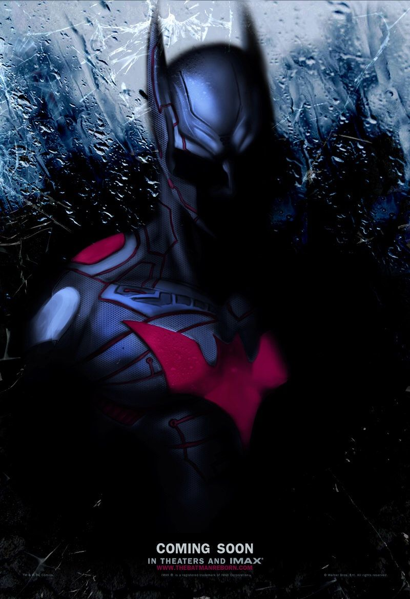 Twitter @The1stBAT — The Batman Reborn by Artipelago on @DeviantArt