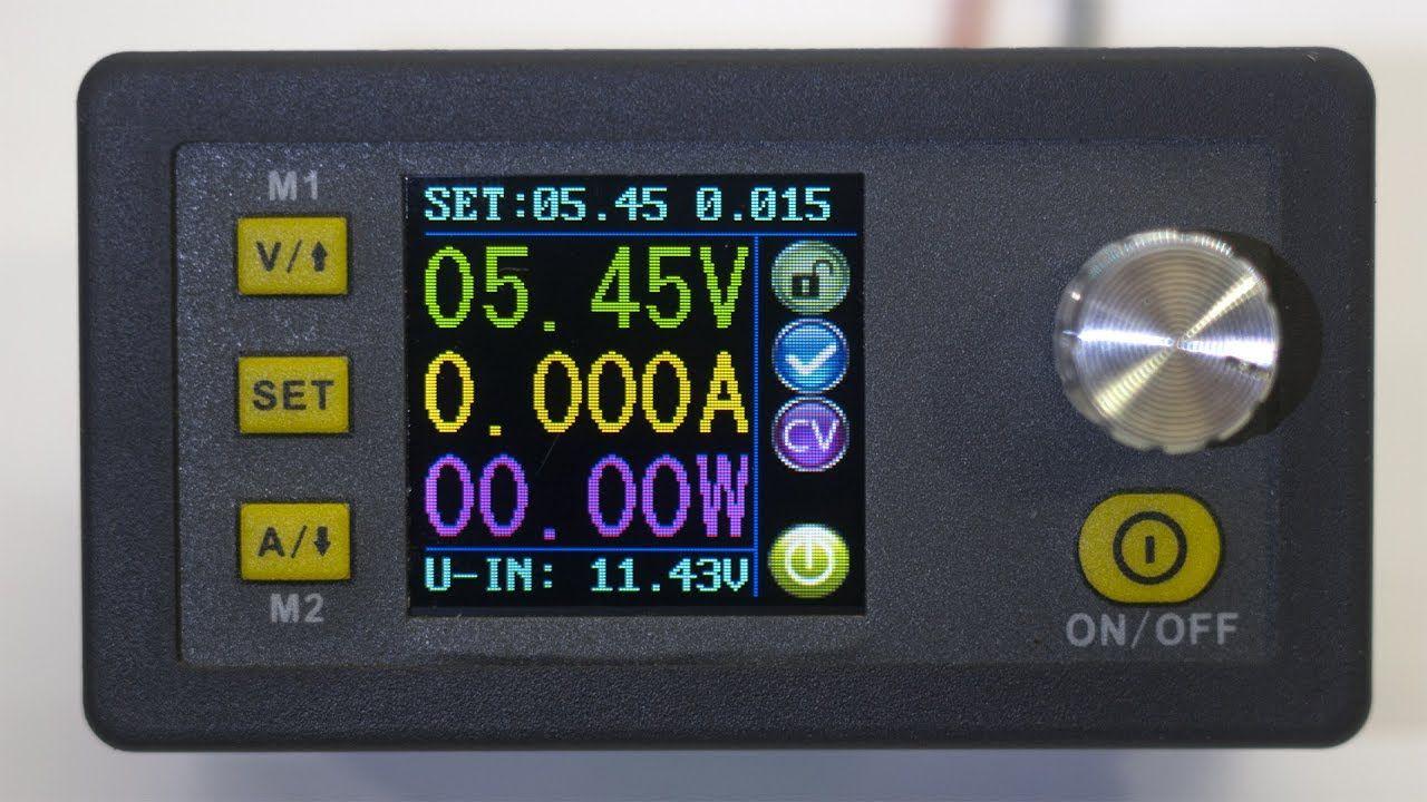Dps3005 Digital Power Supply From Banggood Power Supply Digital Power