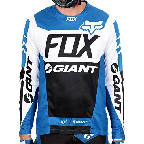 Fox Blue 2015 Giant Demo Dh Long Sleeved Mtb Jersey L Blue     Continue to  the product at the image link. 04a26c62e