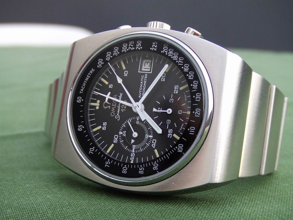 best service ed0a3 408bb omega speedmaster 125   Omega   腕時計, 時計 y オメガ ...