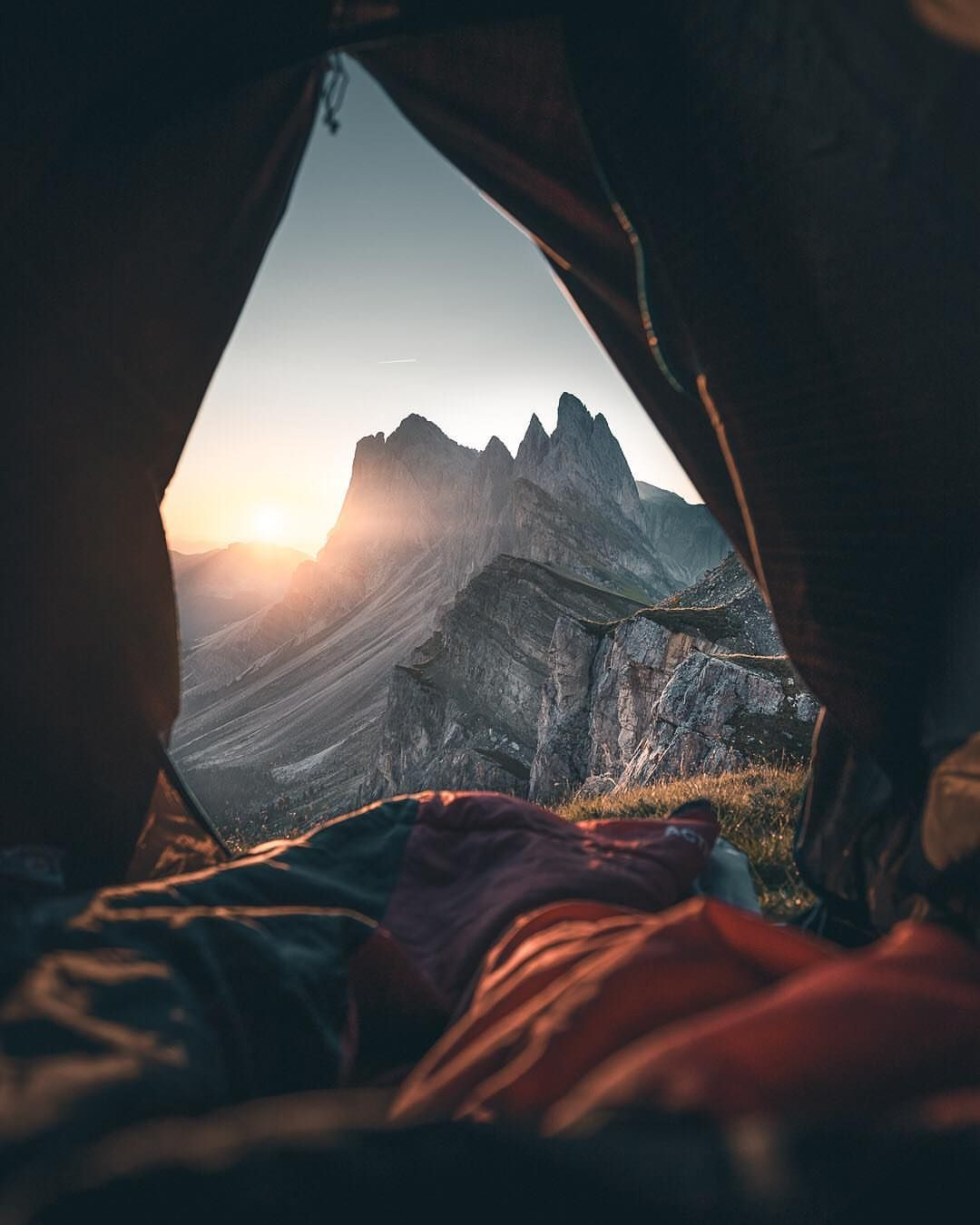 #modernoutdoors: Outstanding Landscape Photography by Frederik Opdeweegh #campingpictures
