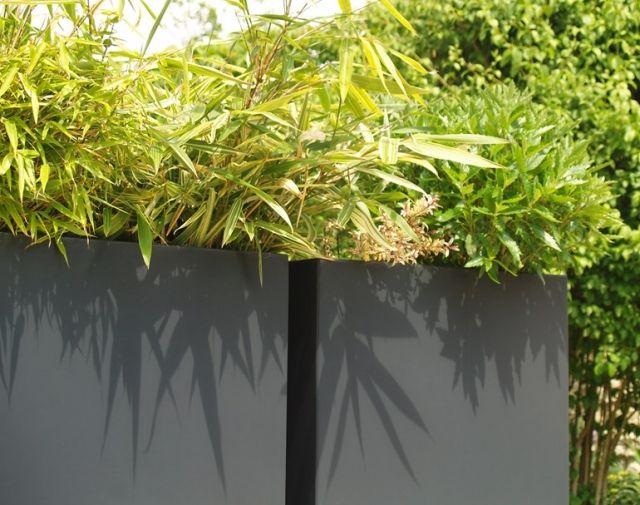 faserzement pflanzgefäße hoch robustes material Balkon
