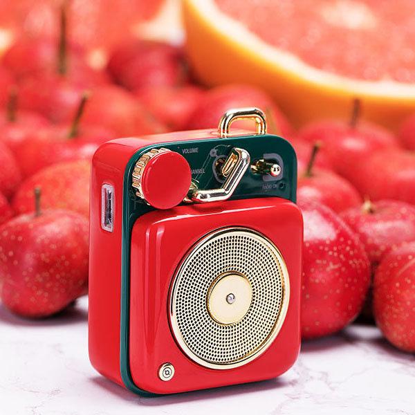 Mini Record Player Speaker From Apollo Box Record Player Speakers Record Player Retro Record Player