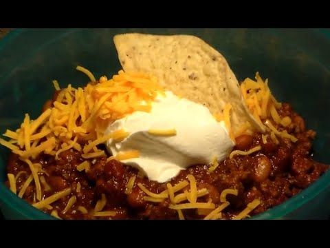 Youtube Best Chili Recipe Recipes Chili Recipes