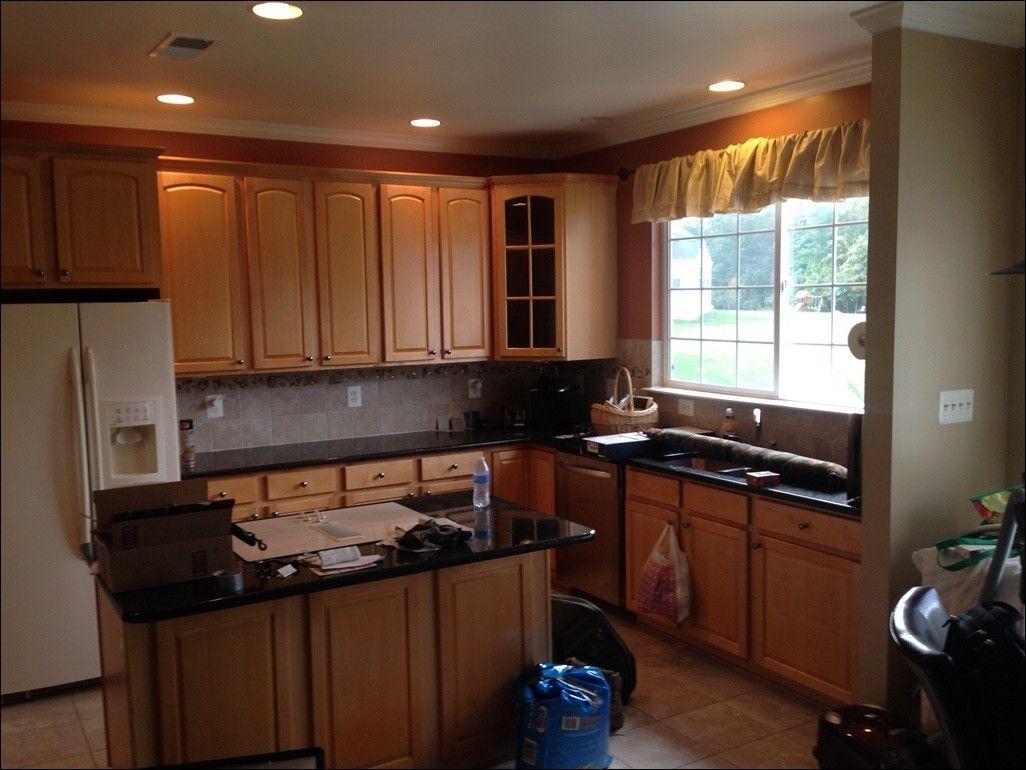 Blue And Grey Kitchen Ideas Match Paint Granite Orange Walls Beige
