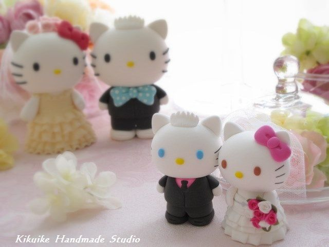 Hello Kitty Cake Topper Lacie Dawn
