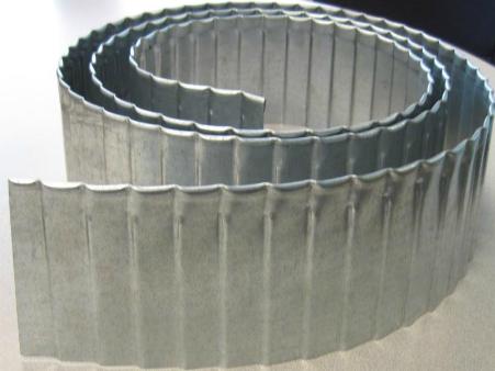 Sound Metals Corrugated Lawn Edging … Garden 400 x 300