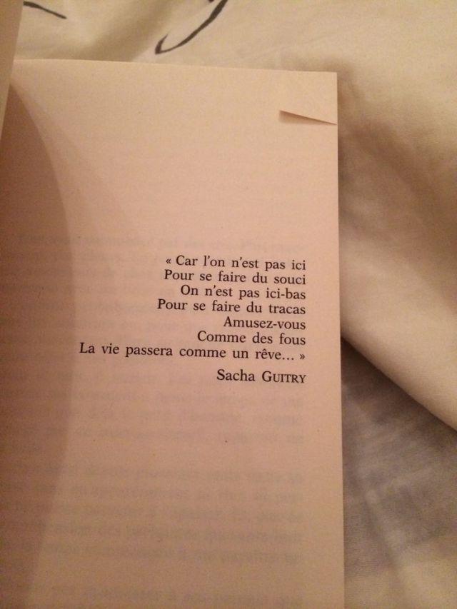 Inspirational Quote Sacha Guitry Citations Sur Les Mots Paroles Inspirantes Texte Citation