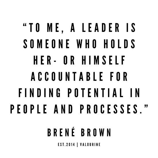 28 | Brene Brown Quotes | 190524 Poster by QuotesGalore