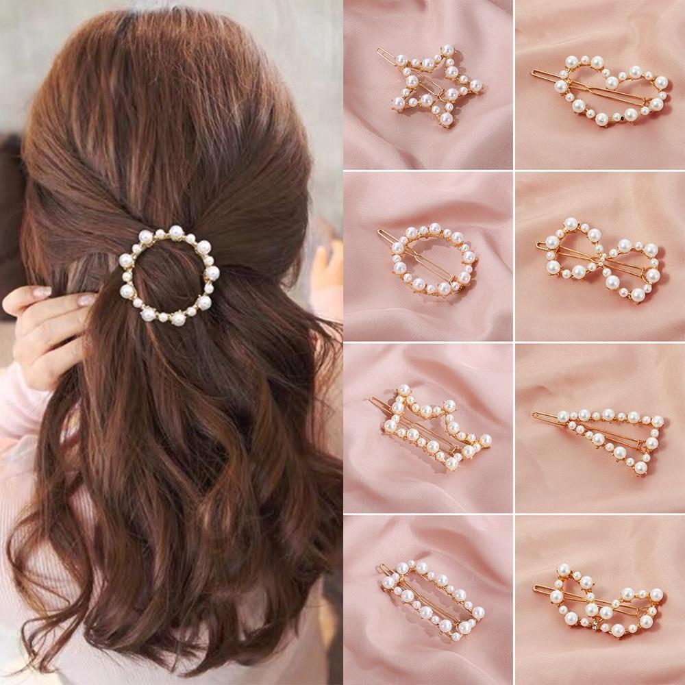 Hair Clip Hairpins Bow Hair Ornaments For Women Hair Accessories Korean Style