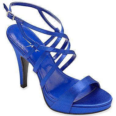 2f14d4afca71 Jacqueline Ferrar® Mandy Strappy Heels - jcpenney