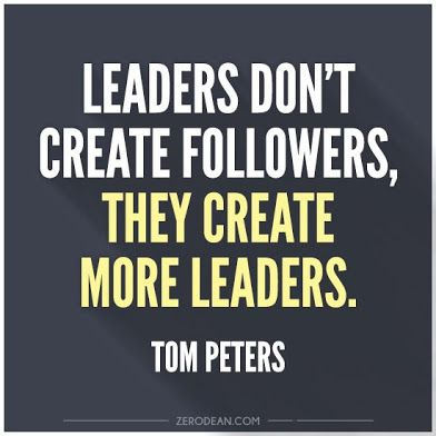 Quotation For Leaders