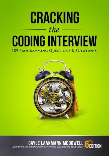 How to become a programmer with no qualifications cracking the coding interview 6th edition 189 programming questions and solutions fandeluxe Image collections