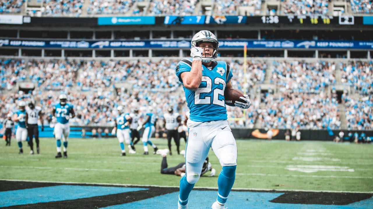 Panthers Sign Christian Mccaffrey To Contract Extension Through 2025 National Football League In 2020 Christian Mccaffrey National Football League National Football