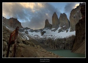 Torres Del Paine - Christopher Carswell