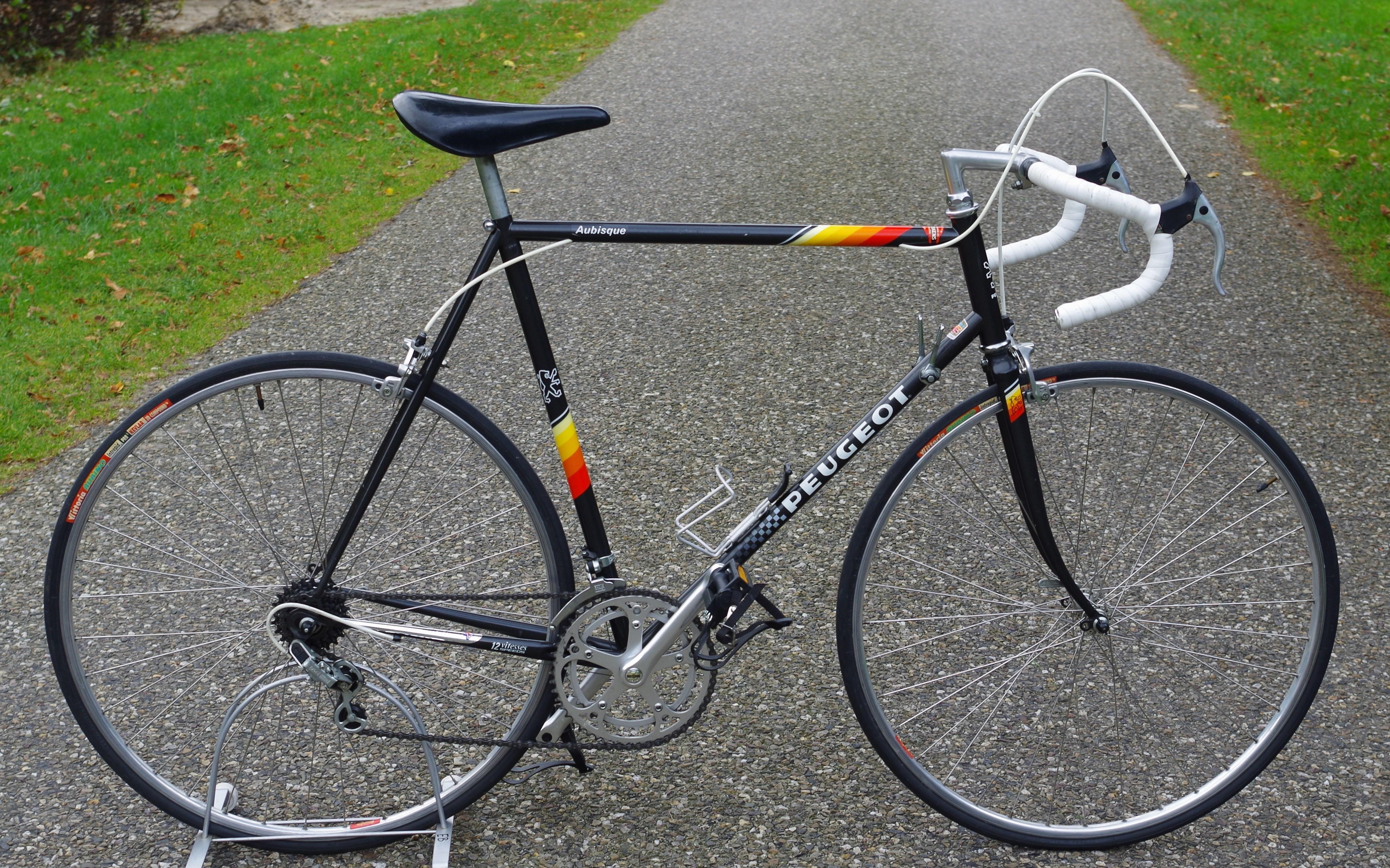 for sale: peugeot aubisque full bike 60x58cm =vgc= | lfgss | bike